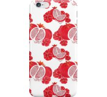 Pome and Holly iPhone Case/Skin