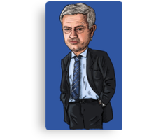 The special one Canvas Print