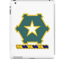 36th Infantry Regiment iPad Case/Skin