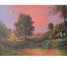 The Party Tree{ Bilbo Baggins Eleventy-First Birthday} Photographic Print
