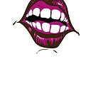 mouth by Leti Mallord