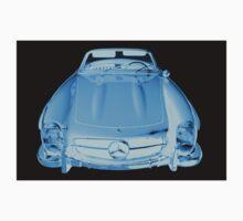 Mercedes Benz 300 SL Convertible Modern Art Kids Clothes