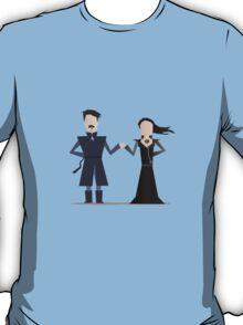 #4 Sansa and Littlefinger T-Shirt