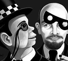 Lenin & McCarthy by dkzn