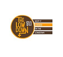 The Low Down 91.1 Photographic Print