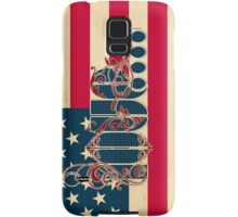LOVE - Stars & Stripes Samsung Galaxy Case/Skin