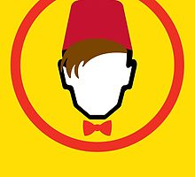 Man With Fez by Evan Ayres