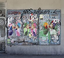 Art or vandalism by mrivserg