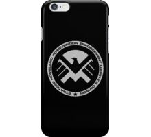 Marvel - S.H.I.E.L.D Logo iPhone Case/Skin