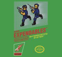 Super Expendables Kids Clothes