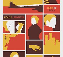 House Lannister by Jack Howse