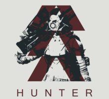 Destiny - Hunter by AronGilli T-Shirt