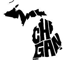 Michigan Photographic Print