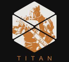 Destiny - Titan by AronGilli T-Shirt