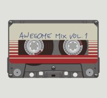 Guardians Awesome Mix Vol 1 by AkiraHawk