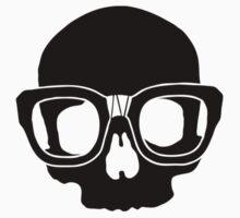 Inner Geek One Color Logo (Black) by innergeekdesign
