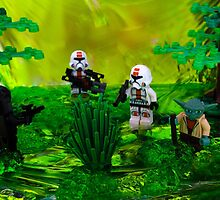 Diorama - The Green Planet by DPalmer
