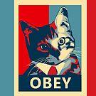 Obey Mr Kitten by stinaq