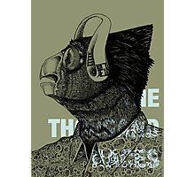 Corrective—The Thousand Races Photographic Print