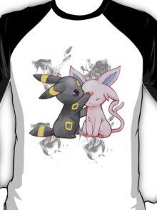 Espeon and Umbreon T-Shirt