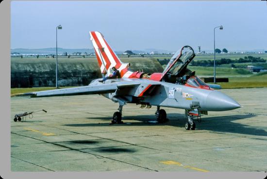 Panavia Tornado F.3 ZE907 by Colin Smedley