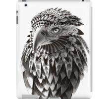 Ornate Tribal Shaman Eagle Print iPad Case/Skin