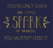 One Little Spark by Randi Wiggins