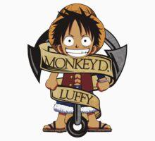 Chibi Luffy T-Shirt