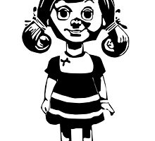 Doll by emeraldZombie