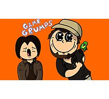 Game Grumps Cheeky Jon Photographic Print