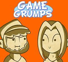 Game Grumps Cheeky Arin by TechnoKhajiit