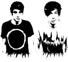 Dan and Phil by Lauren Serrano