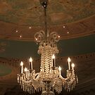 A Chandelier by Louis Comfort Tiffany by SummerJade