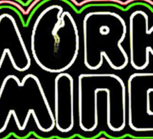 Mork and Mindy Sticker