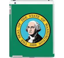 Washington State Flag iPad Case/Skin