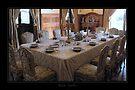 Dining at Villa Queen Margherita by Roberta Angiolani