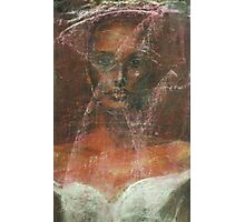 Mirage (A Serious Bride) Photographic Print