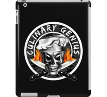 Skull Chef 3: Culinary Genius 2 iPad Case/Skin