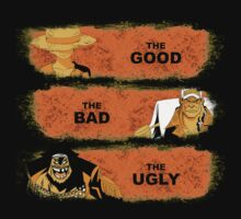 The Ugly by moldharia