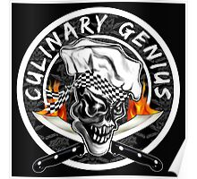 Skull Chef 5: Culinary Genius 2 Poster