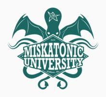 Miskatonic University by IsonimusXXIII