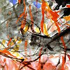 own blood everywhere at his feet.... by banrai
