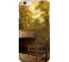 Country Bridge iPhone Case/Skin