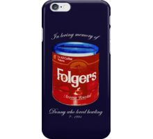 In Loving Memory of Donny Who Loved Bowling pop art variant 1w iPhone Case/Skin