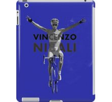 Vincenzo B&W iPad Case/Skin