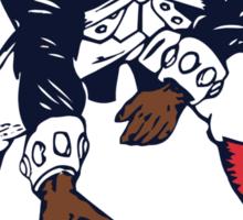 Darrelle Revis - Revis Island New England Patriots Sticker