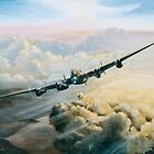 Aviation Art Calendar by Woodie