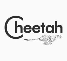 Cheetah by ixrid