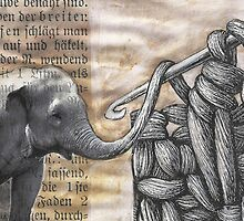 how to hook up with an elephant  by Harriet Wenske