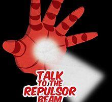 Talk to the Repulsor Beam by silentwarrior